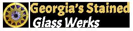 GEORGIA STAINED GLASS WERKS Logo
